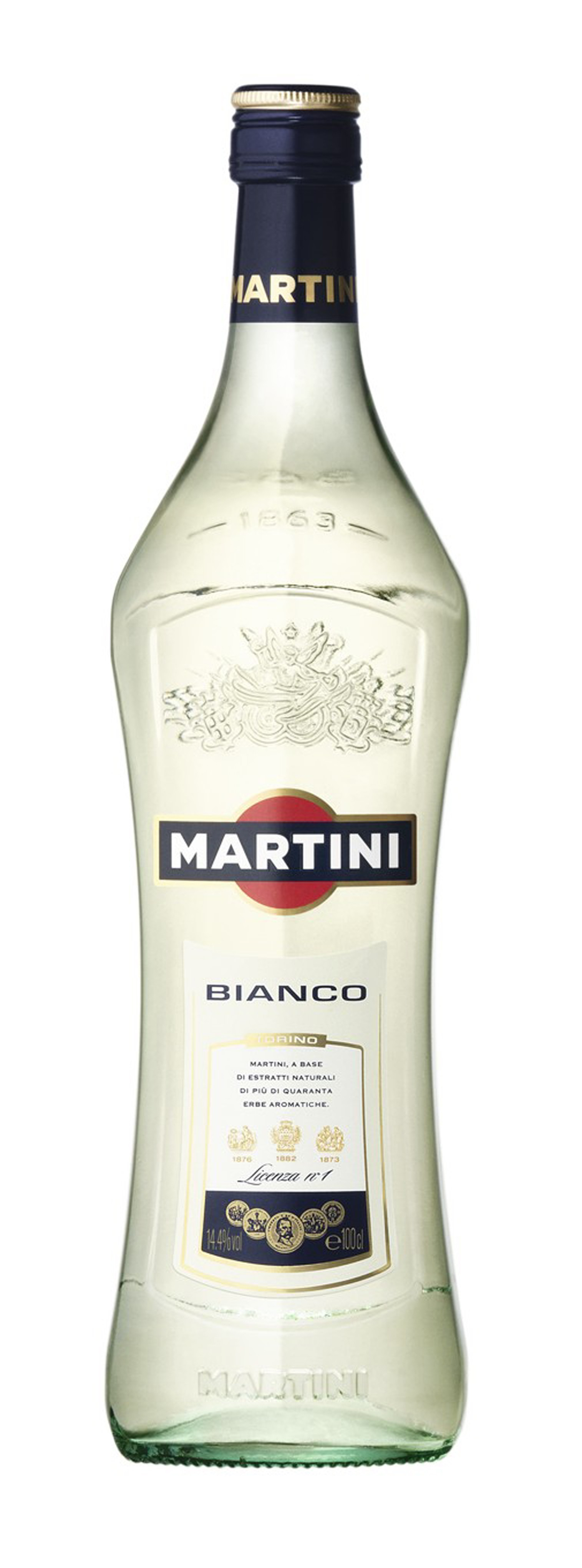 Martini Bianco 1L  Fortified Wine